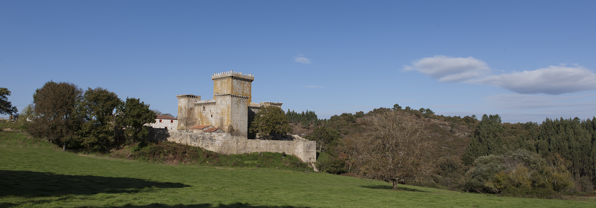 Castle of Pambre