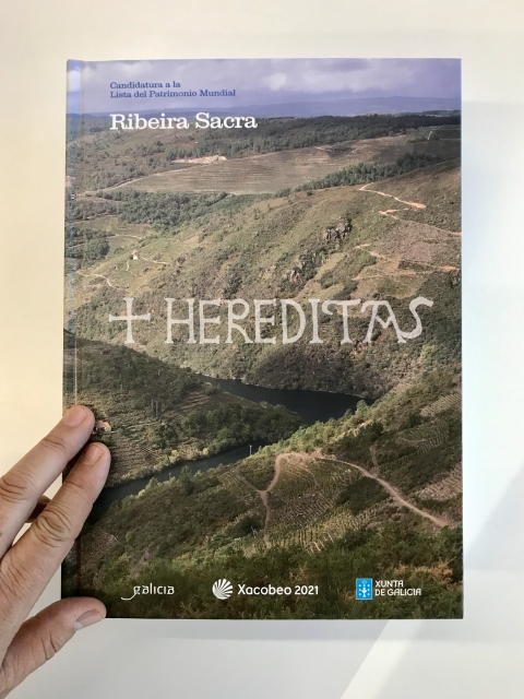 Nomination of the Ribeira Sacra for the World Heritage List (UNESCO)