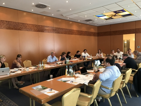 EHTTA Executive Council in Wiesbaden