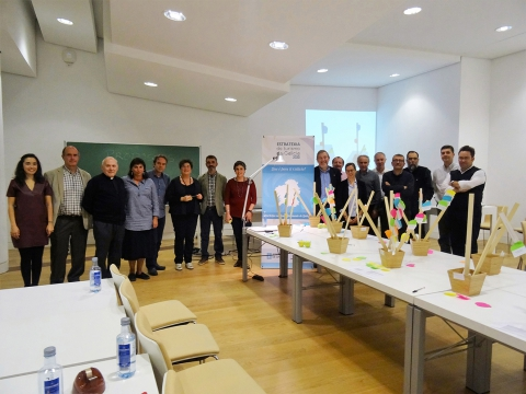Galician Tourism Strategy: Work Groups (Second Round)