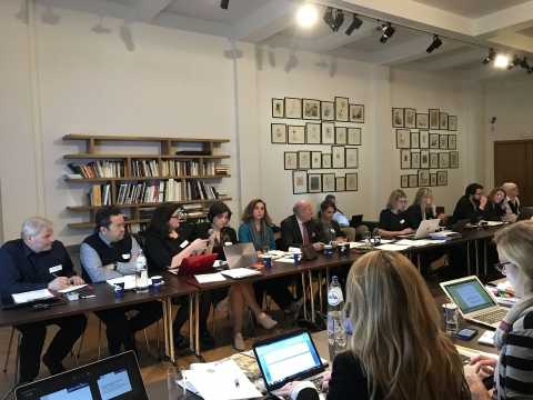 Meeting of European Heritage Alliance 3.3