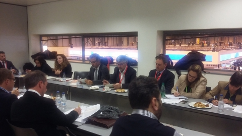 Meeting of Cities to Discuss Governance and Urban Tourism: Vacation Rental