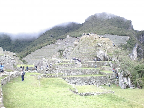Study of Carrying Capacity of the Historic Sanctuary of Machu Picchu