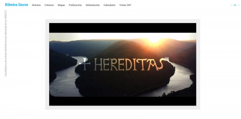 "Online roundtable ""Ribeira Sacra, from the cultural landscape to the tourism resource"""