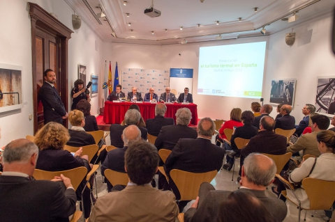 "Presentation of the Book ""Turismo Termal en España"""