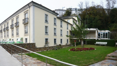 EXECUTION PROJECT - 1ST PHASE OF THE REMODELLING OF THE BALNEARIO DE LUGO-TERMAS ROMANAS (Lugo)