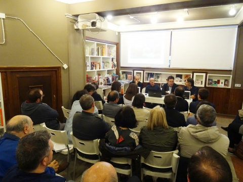 "Presentation of the Book ""Castillo de Pambre"""